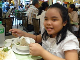 Sam at Vietnamese Restaurant