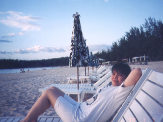 At Karon Beach, Phuket